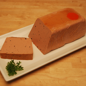 Chicken Mousse With Truffle Fabrique Delices