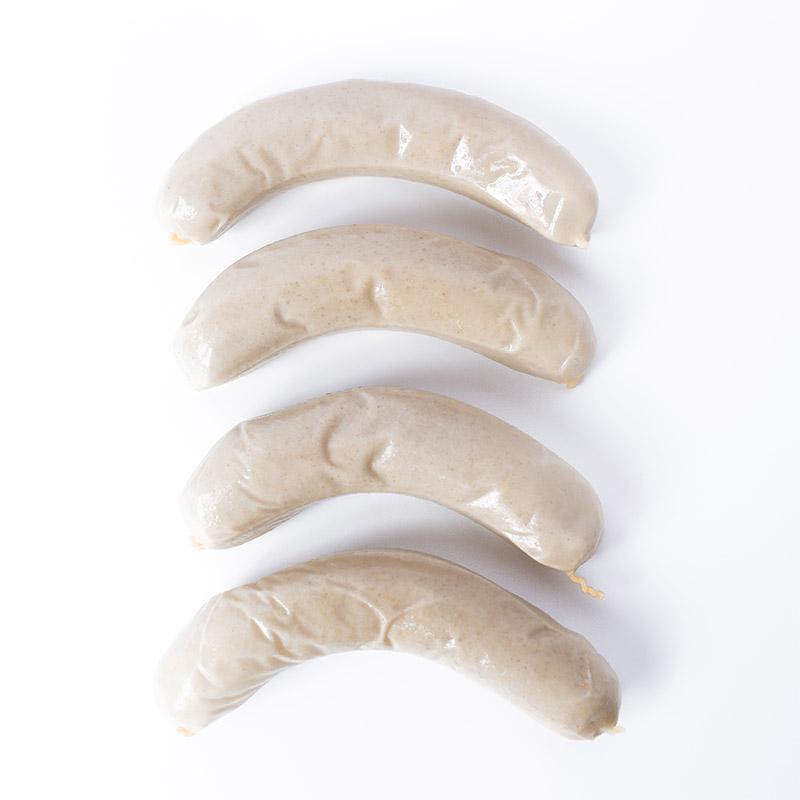 Boudin blanc White pudding sausage