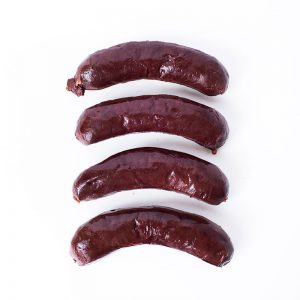 Boudin noir Blood sausage