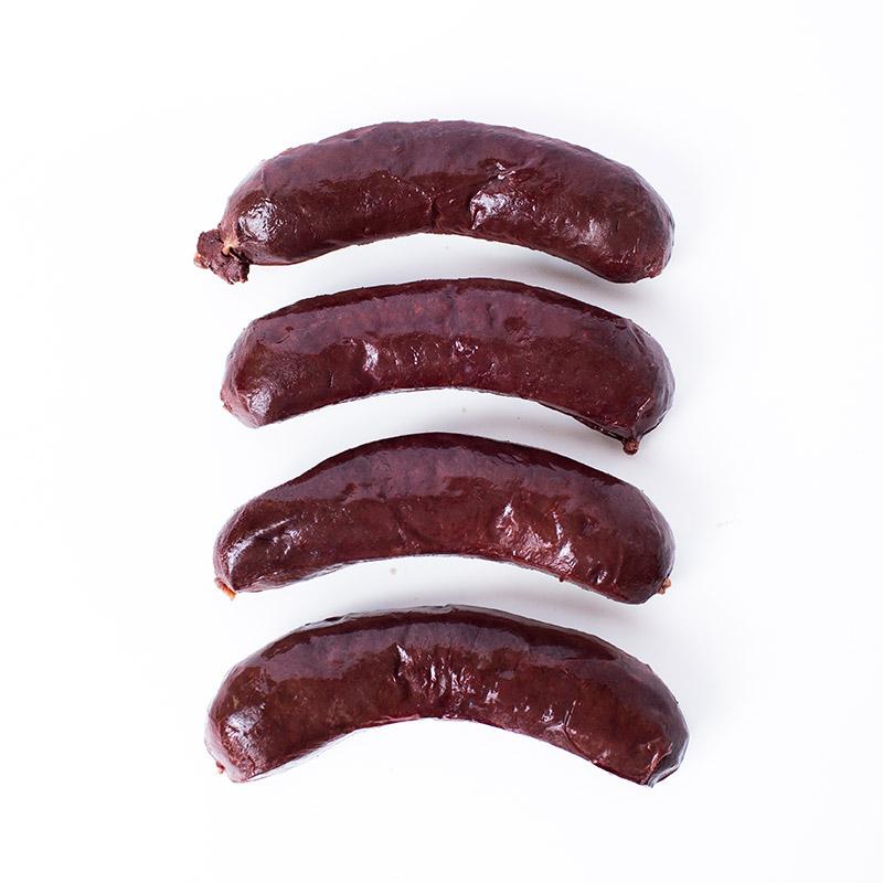 Boudin noir Blood sausage