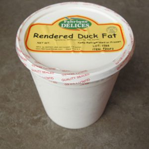 Duck Fat Medium