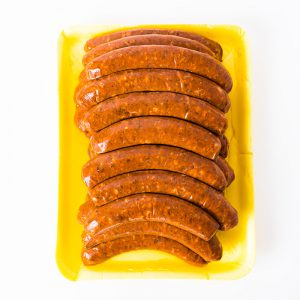Chicken merguez sausage Foodservice