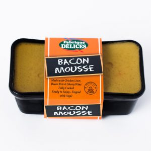 Bacon Mousse - Retail
