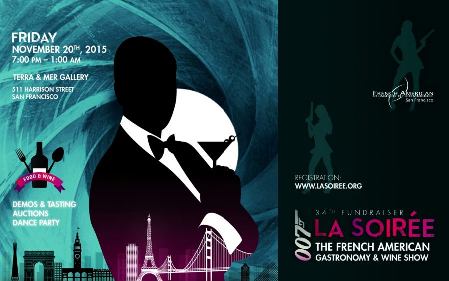 La Soirée, The French-American Gastronomy & Wine Show of the Bay Area