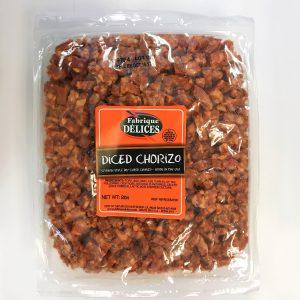 84-2 DICED CHORIZO FOODSERVICE