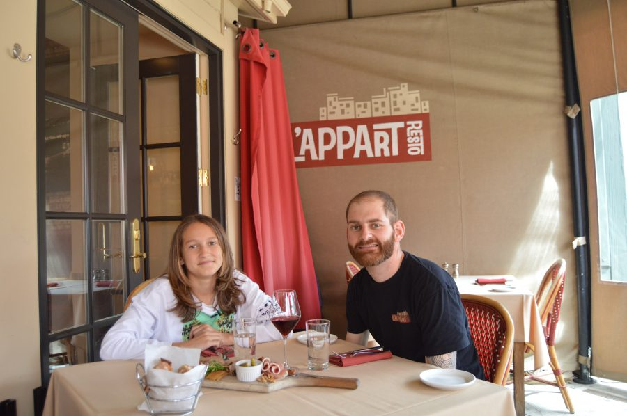 Meet Olivier, at L'appart Resto, San Anselmo