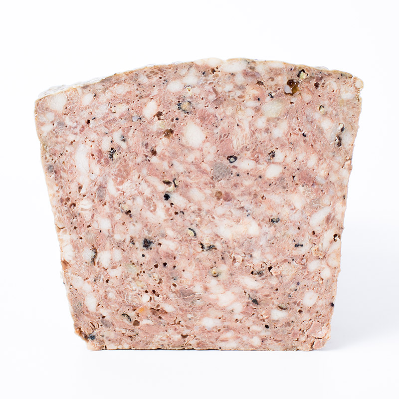 Pâté with Black Pepper