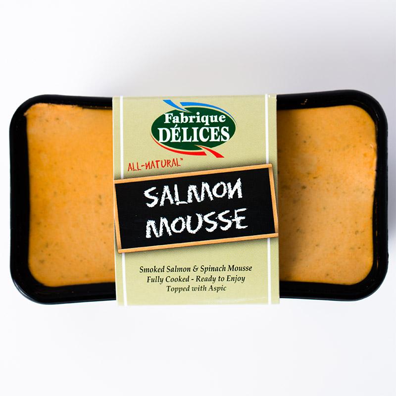 Smoked Salmon Mousse - Retail