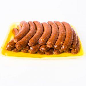 Lamb merguez sausage Foodservice
