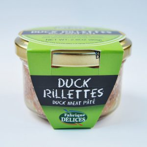 Duck Rillettes - Shelf-Stable