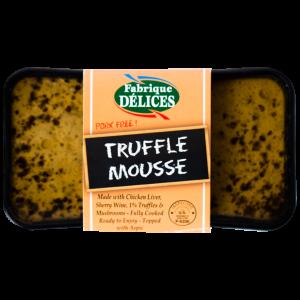 Truffle Mousse_Fabrique_Delices