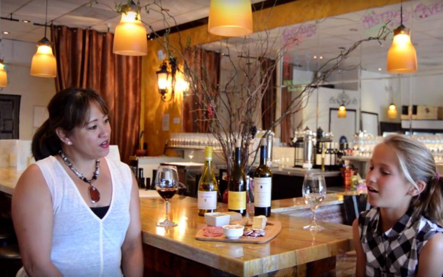 Meet Désirée, at  Vines Wine Shop & Bar