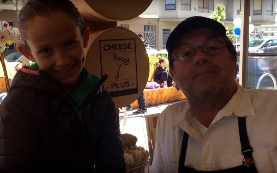 Meet Ray Bair, owner of Cheese Plus store