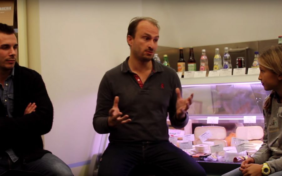 Meet Ruben & Aymeric, at La Fromagerie