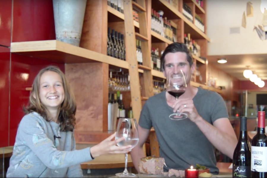 Meet Germain, at Amelie Wine Bar, San Francisco